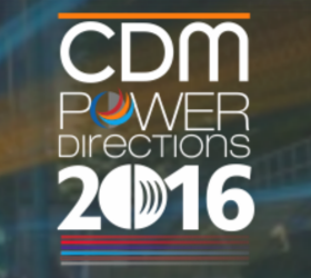 Analitica CDM POWER DIRECTIONS 2016